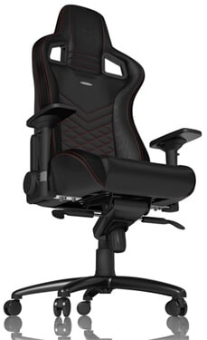 noblechairs EPIC Gaming Stuhl - Frontal