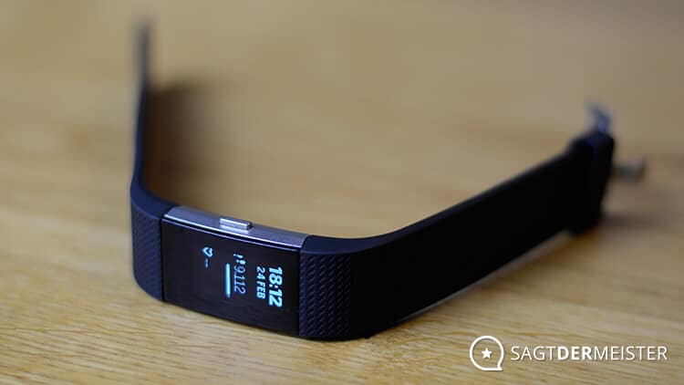 Fitbit Charge 2 Fazit