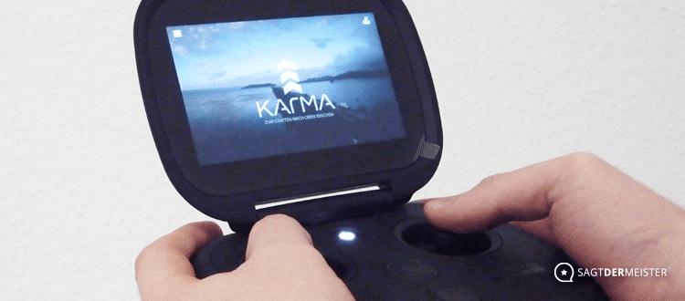 Karma Controller