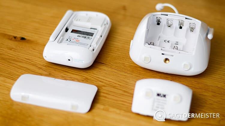 NUK Eco Control+ Video Inbetriebnahme