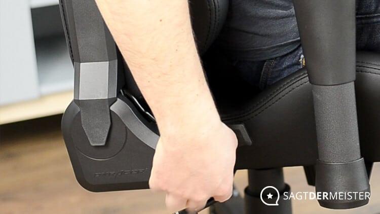 Haptik Gaming-Stuhl