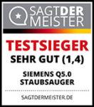 Siemens Q5.0 Testsiegel