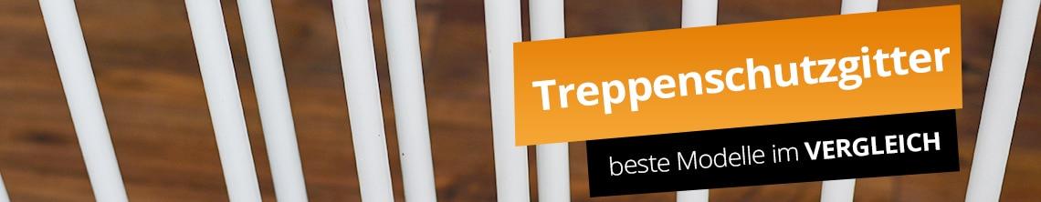 Treppenschutzgitter Test