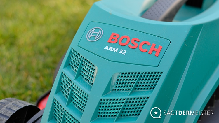 Akku Rasenmäher Bosch