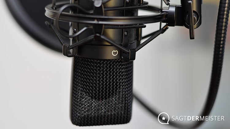 USB Mikrofon Membran