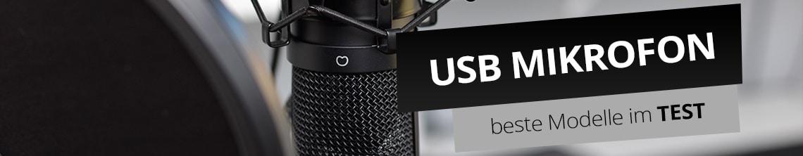 USB Mikrofon Test