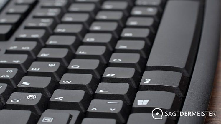 Gaming Tastatur Logitech