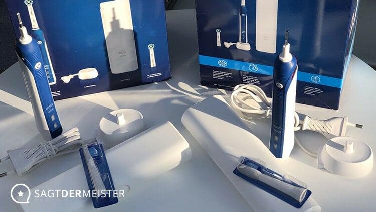 Oral-B elektrische Zahnbürste PRO EXPERT+ Vergleich