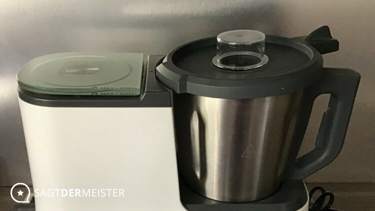 QUIGG Küchenmaschine Mixer