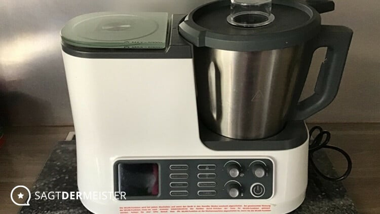 QUIGG Küchenmaschine Test